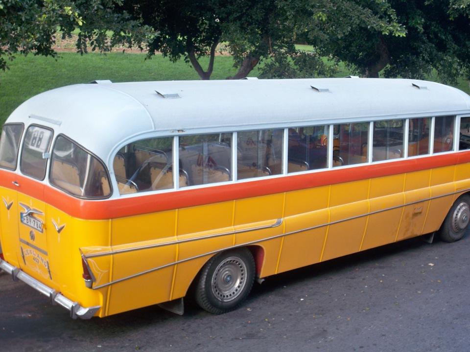 Malta's iconic bus, Malta