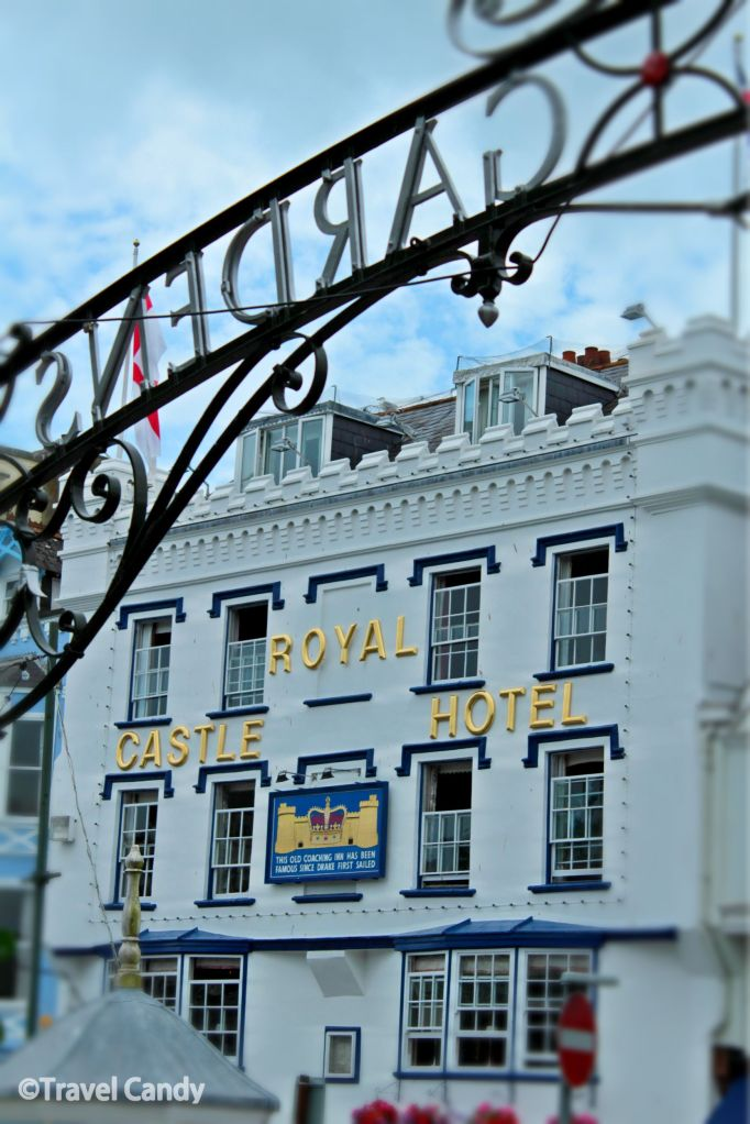 Royal Castle Hotel, Dartmouth, Devon
