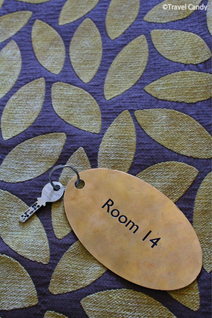 Room 14, Royal Castle Hotel, Dartmouth, Devon
