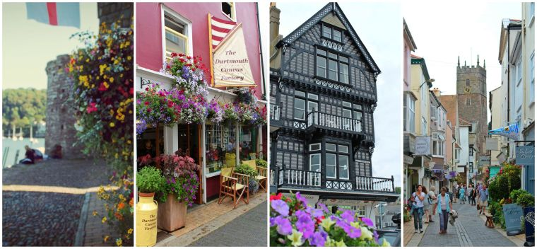 Darmouth, Devon, England