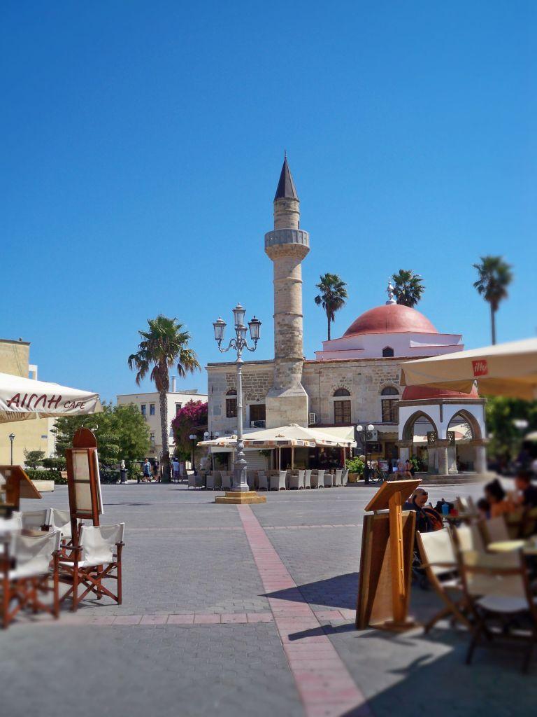 Kos Town, Kos Island, Greece