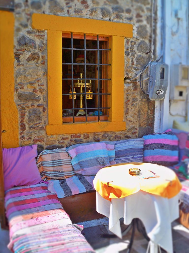 Traditional Taverna, Kos Town, Greece