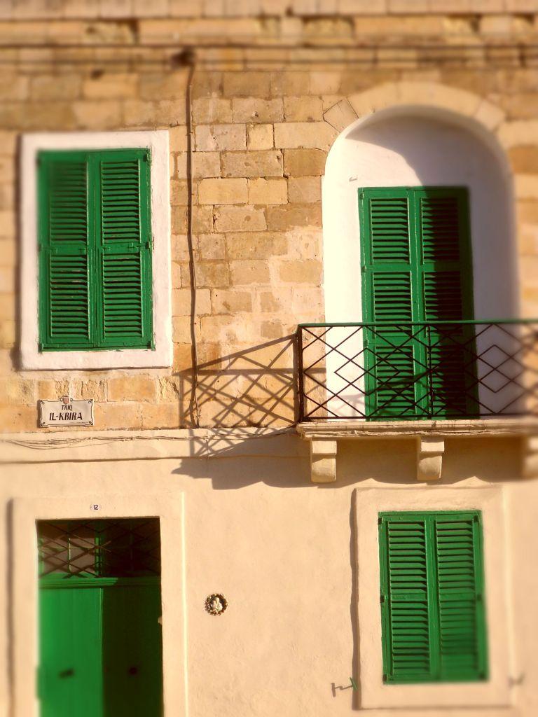 Maltese apartment, Mdina, Malta