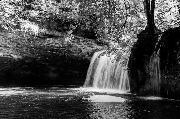 Herrisson Waterfalls, Jura, France