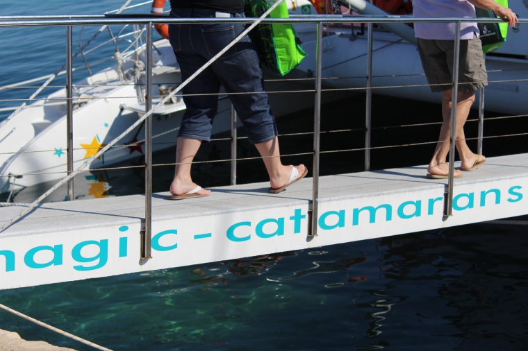 Magic Catamaran, Majorca, Spain